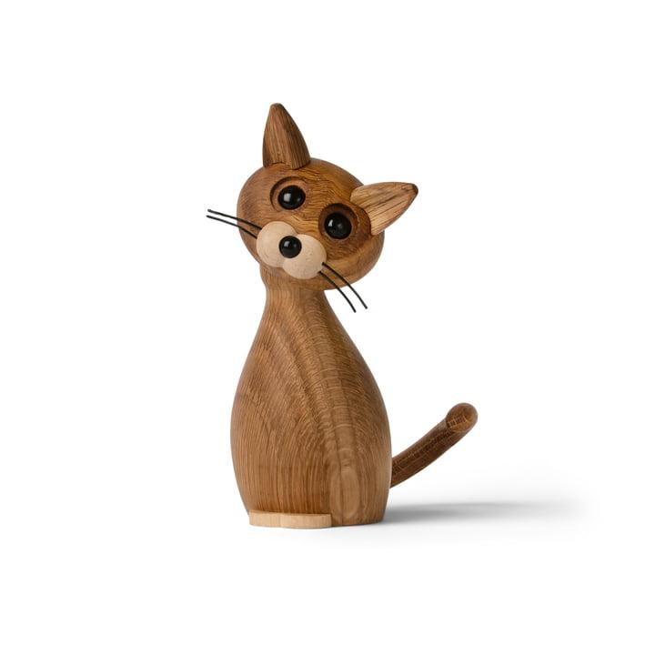 Lucky the Cat Holzfigur von Spring Copenhagen