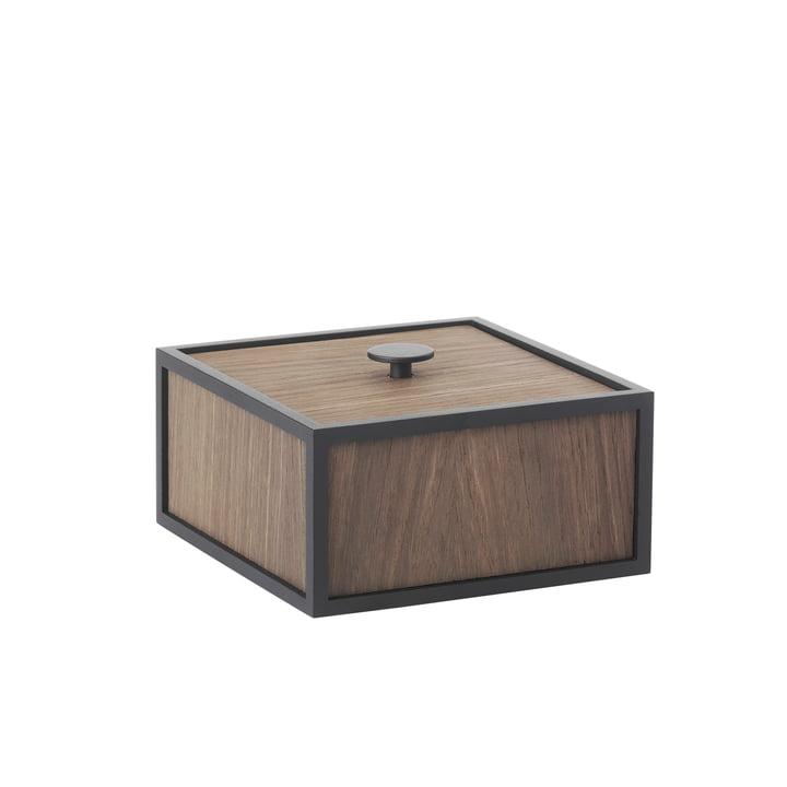 Frame Box 14 von by Lassen in geräucherte Eiche