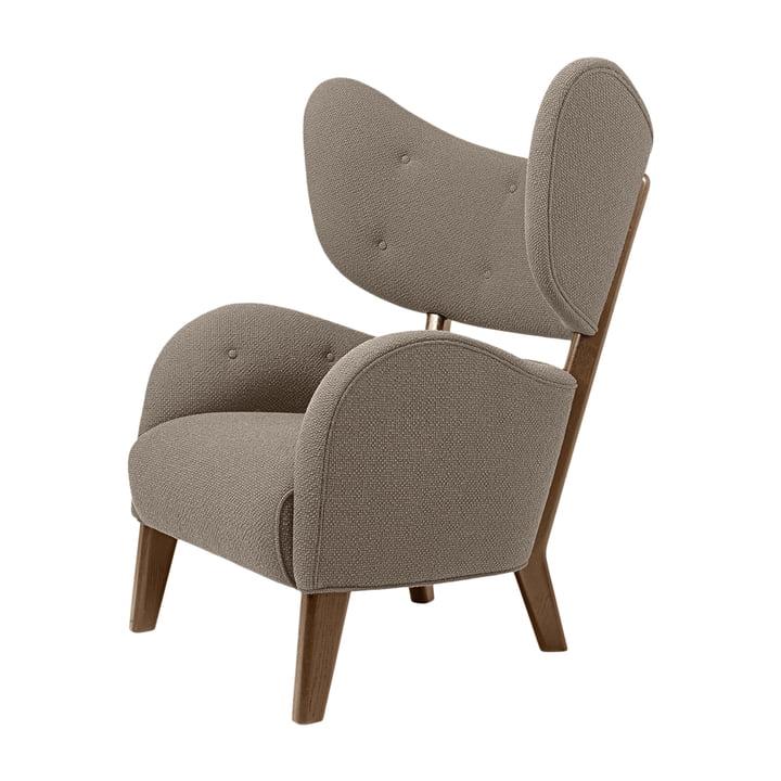 My Own Chair Sessel von by Lassen in Eiche geräuchert (Vidar 3)