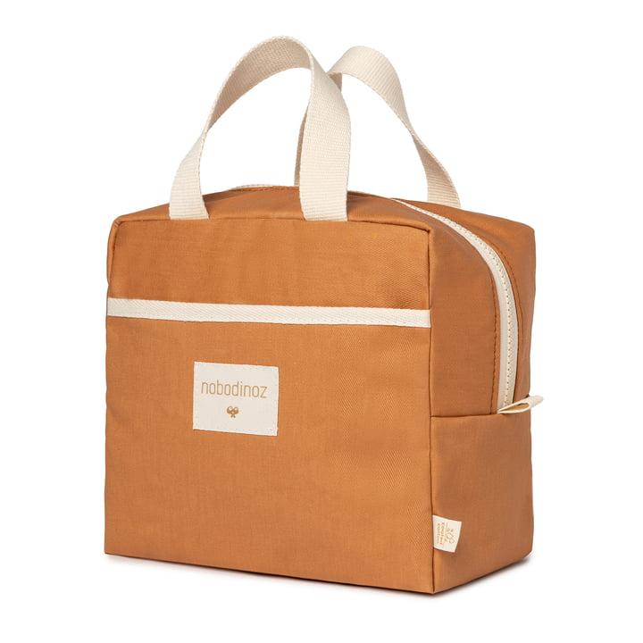 Die Sunshine Lunch Bag von Nobodinoz, cinnamon