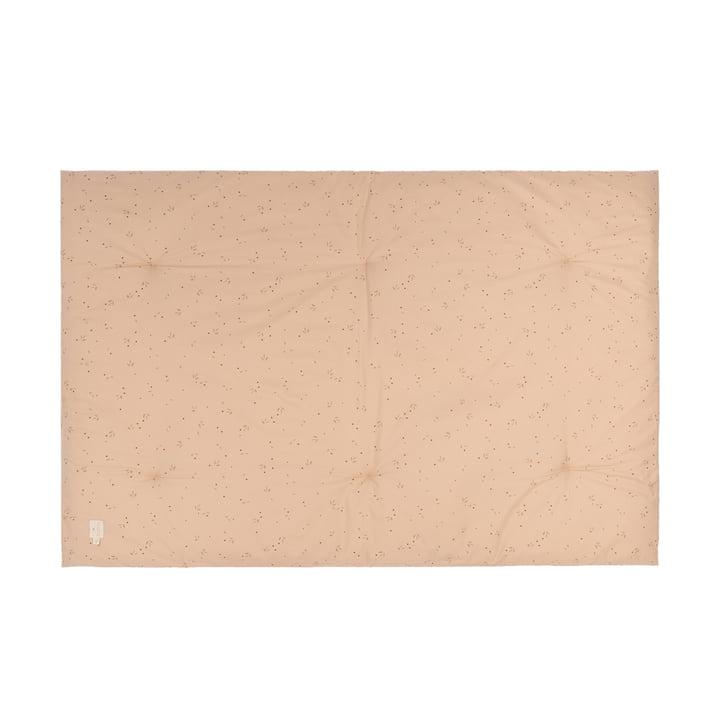 Eden Futon Spielmatte 100 x 148 cm von von Nobodinoz in willow dune