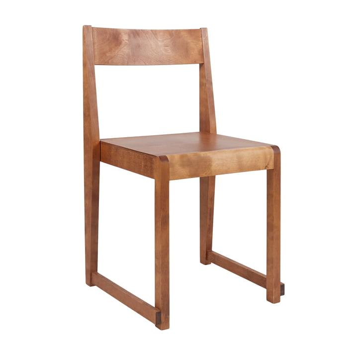 Chair 01 von Frama in Birke geölt / warm brown