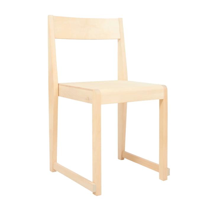 Chair 01 von Frama in Birke geölt / natur