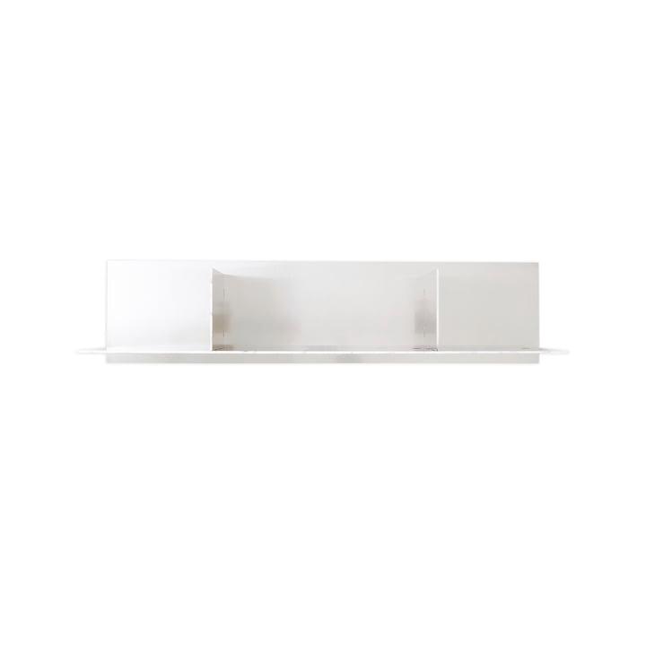 Rivet Shelf klein von Frama in Aluminium