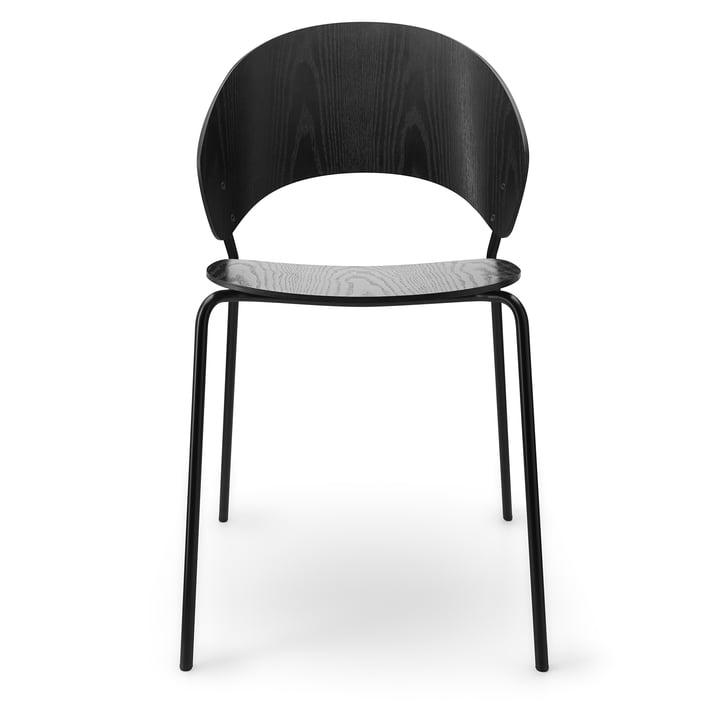 Der Dosina Stuhl von Eva Solo, schwarz