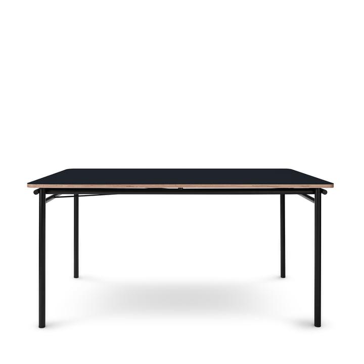 Der Taffel Esstisch (ausziehbar) von Eva Solo, 90 x 150-210 cm, nero