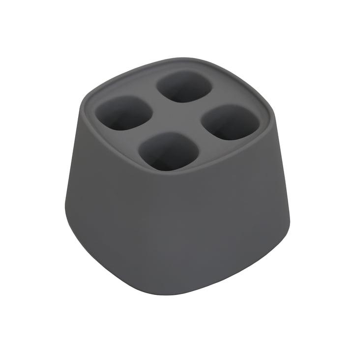 Der Buco Schirmständer von Depot4Design, H 10 cm, grau