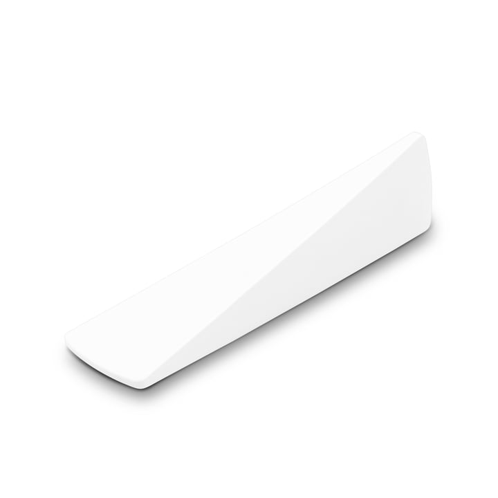 Der 2Stop Tür- oder Fensterkeil von Depot4Design, weiß