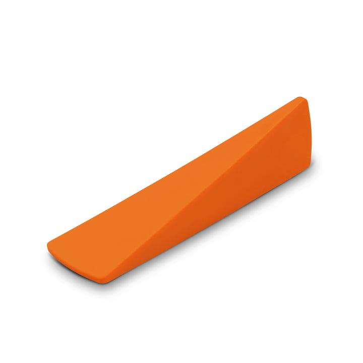 Der 2Stop Tür- oder Fensterkeil von Depot4Design, orange