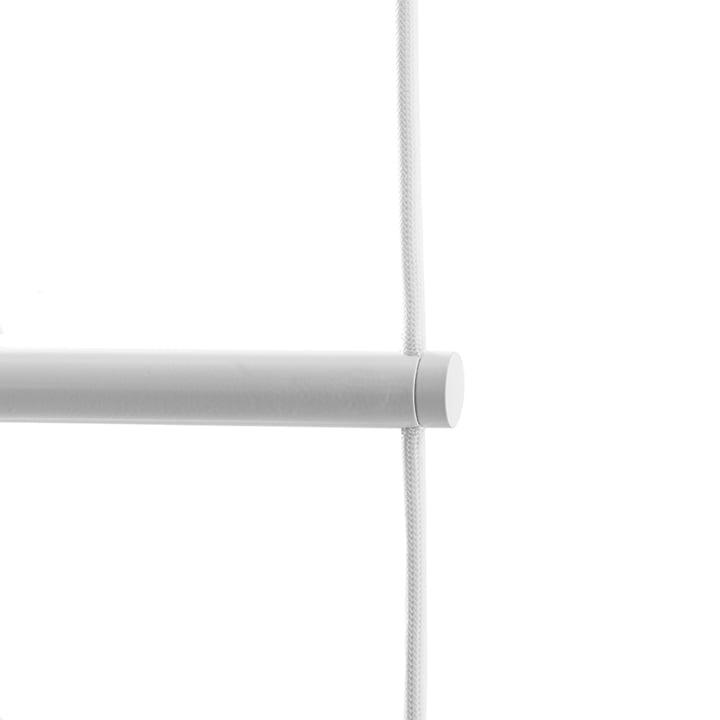 Die Wardrope Garderobenstange von Depot4Design, 57 cm, weiß