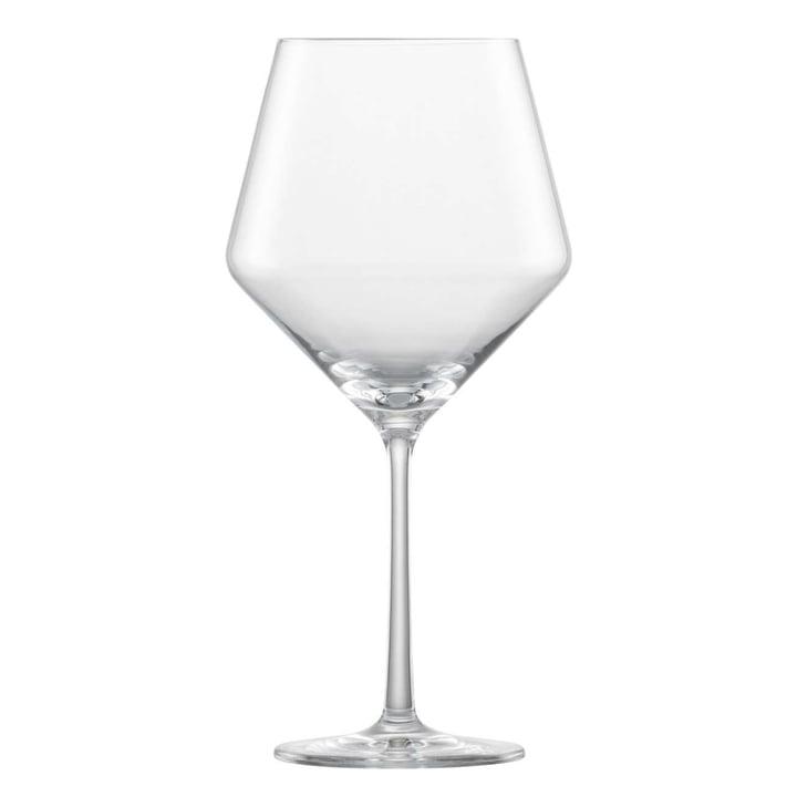 Pure Burgunder Rotweinglas von Zwiesel Glas (2er-Set)