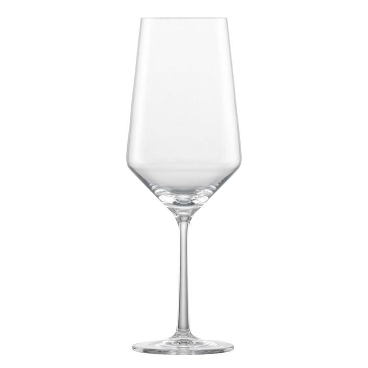 Pure Bordeaux Rotweinglas von Zwiesel Glas (2er-Set)