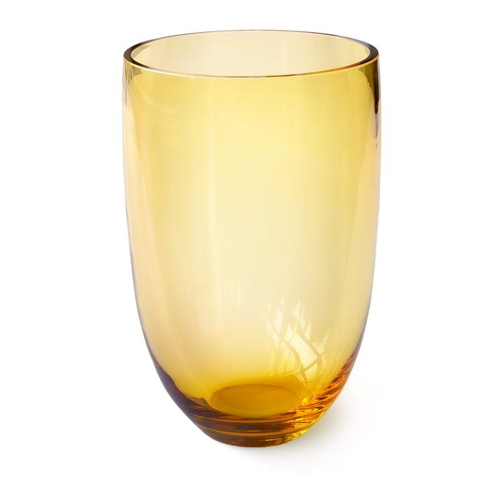Shia Vase, Ø 20 x H 30 cm, beryllgelb von ClassiCon