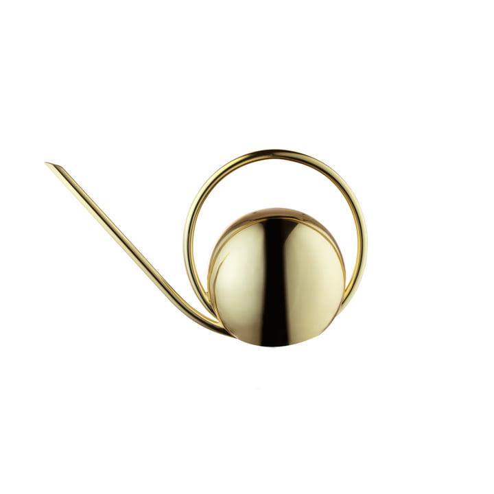 Die Globe Gießkanne von AYTM, 37,2 x 17 x 23,1 cm, gold