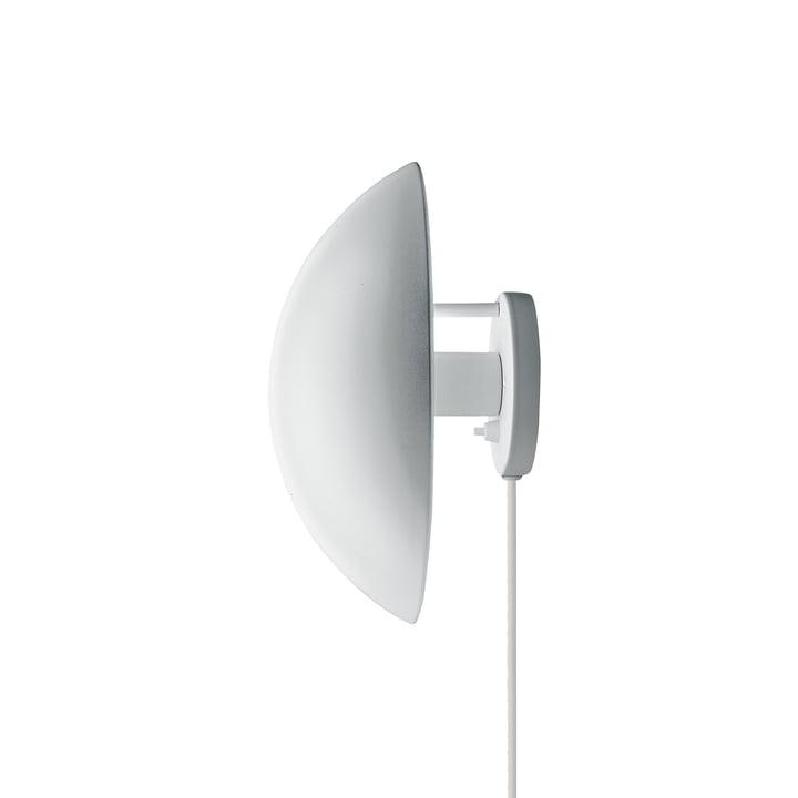 PH Hat Wandleuchte, Ø 22,5 cm, weiß von Louis Poulsen