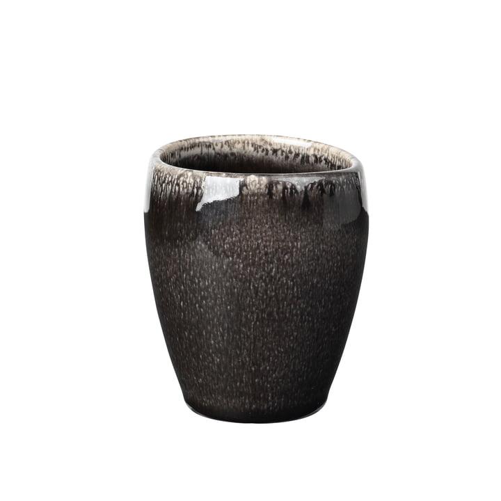 Der Nordic Coal Espresso Becher von Broste Copenhagen, 10 cl