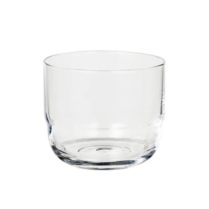 Nordic Bistro Trinkglas, 15 cl von Broste Copenhagen in klar