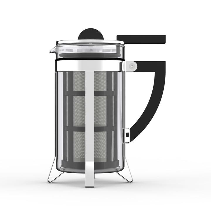 Der László Kaffeebereiter von Philippi, 1 l, edelstahl