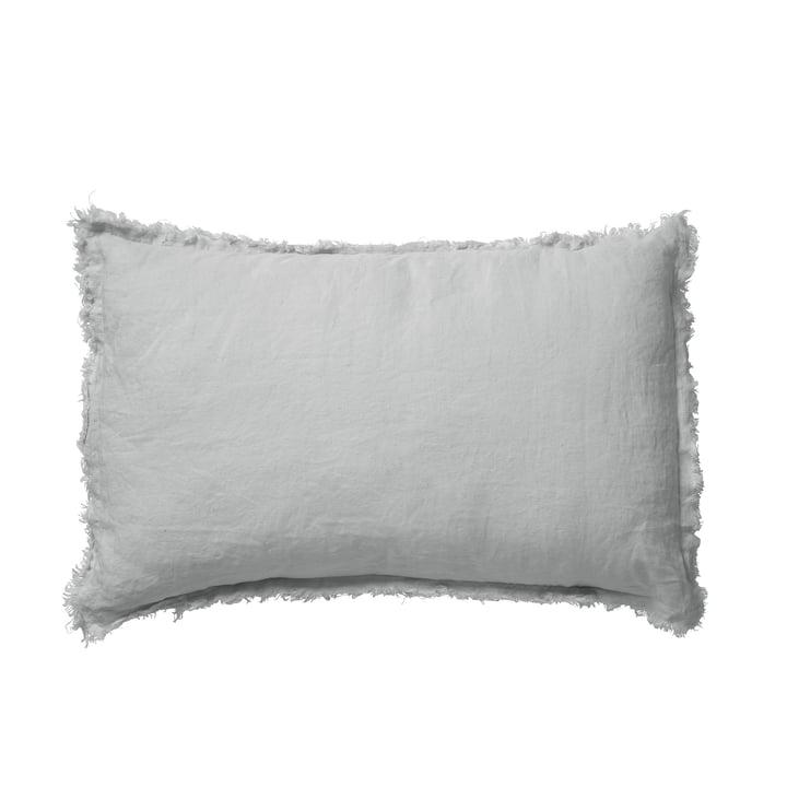 Malaga Kissenbezug 40 x 60 cm, cloudy grey von Passion for Linen