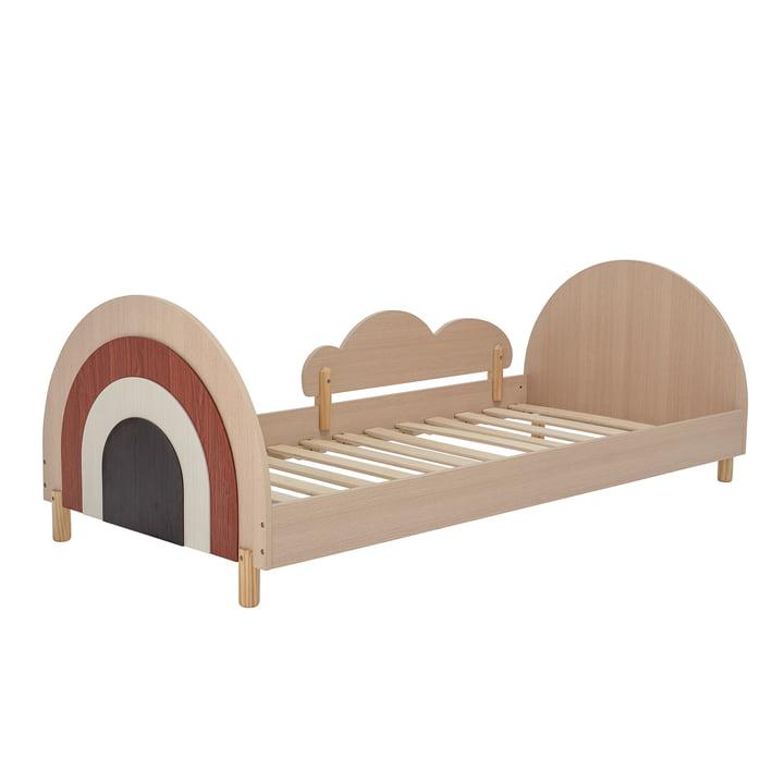 Charli Kinderbett 94 x 204 cm von Bloomingville in braun