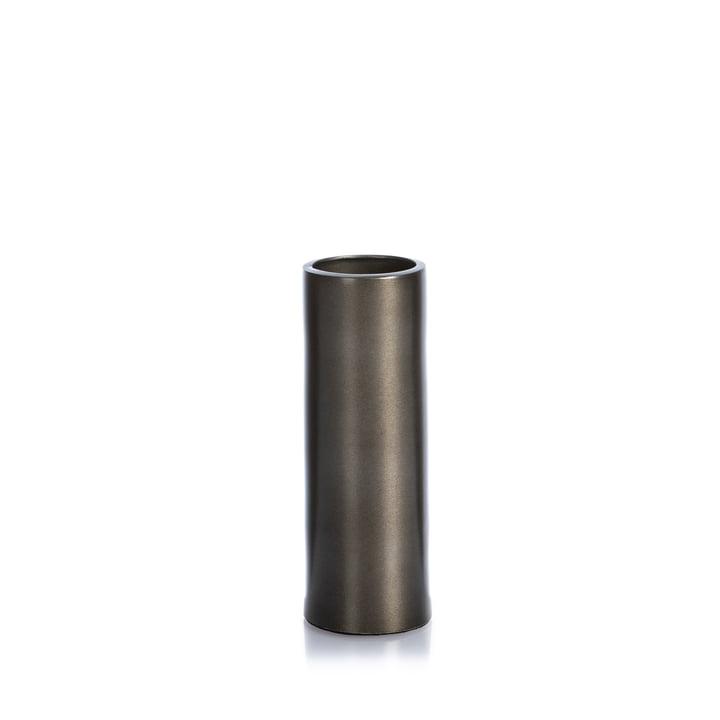 Noella Vase Small, schwarz matt von XLBoom