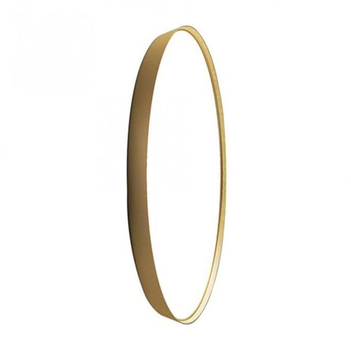 Compendium D81P LED Deckenleuchte Ø 56 cm von Luceplan in messing