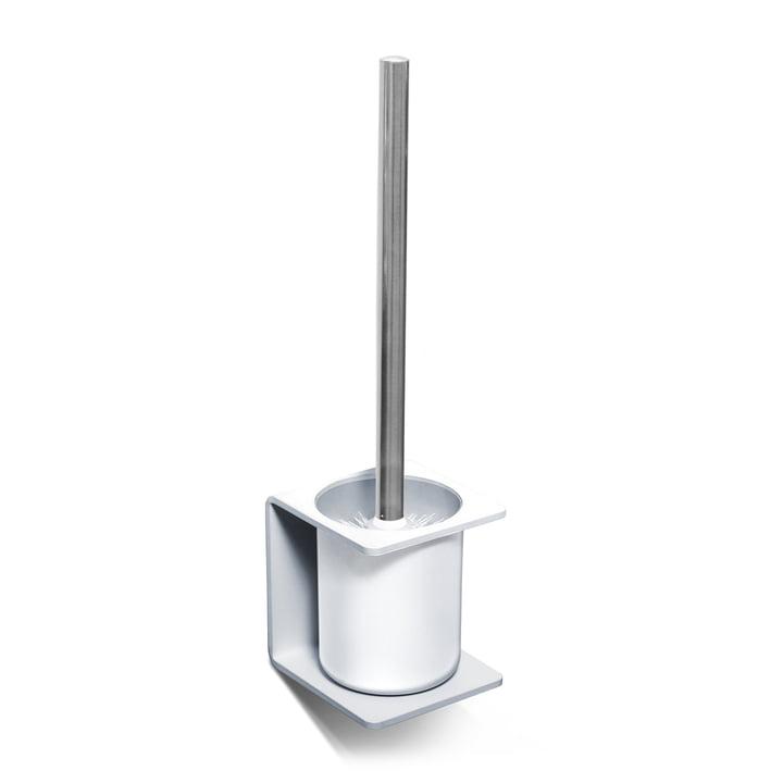 Puro Toilettenbürste von Radius Design in weiß (Klebeversion)
