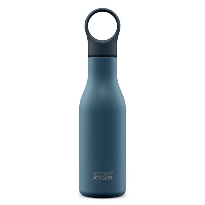 Loop Trinkflasche 500 ml von Joseph Joseph in blau