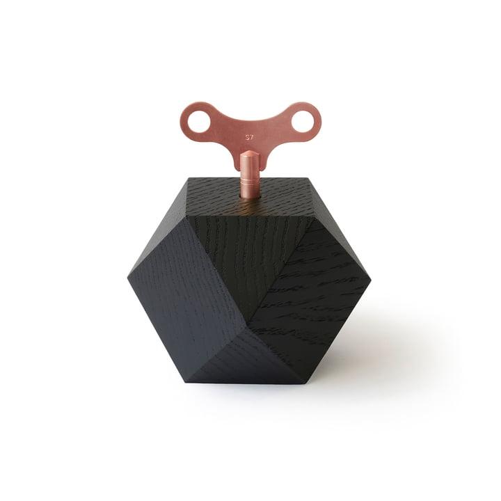 Carat Spieluhr von siebensachen in schwarz