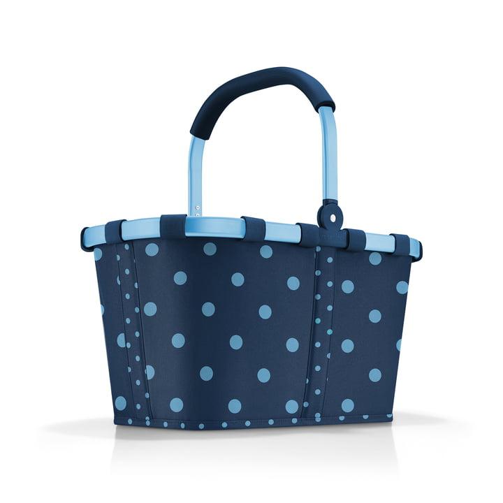 carrybag von reisenthel in frame mixed dots blau (Limited Edition)