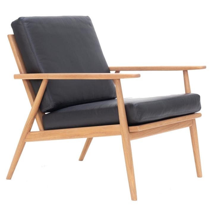 Jens Lounge Chair von Nuuck in eiche