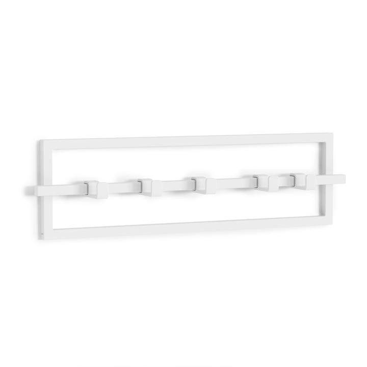 ubiko Wandgarderobe, L 53 cm von Umbra in weiß