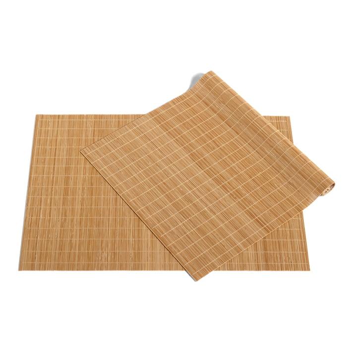 Bambus Tischset (natur) von Hay im 2er-Set