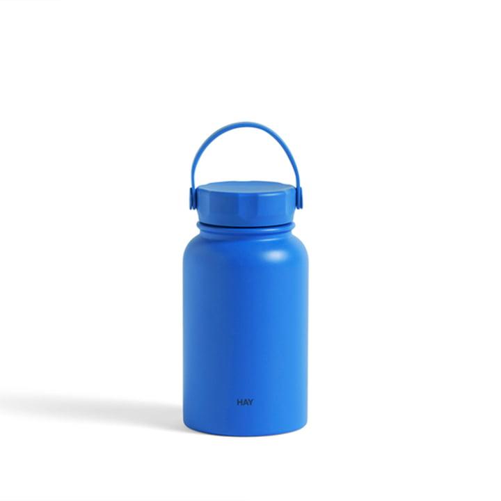 Mono Thermo Behälter 0,6 l von Hay in der Farbe himmelblau