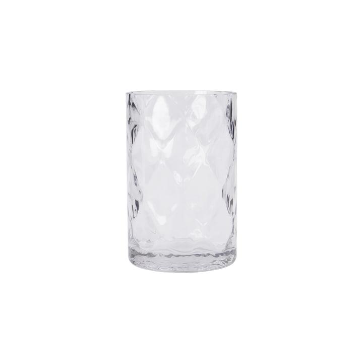 Bubble Vase Ø 10 x H 15 cm von House Doctor, klar