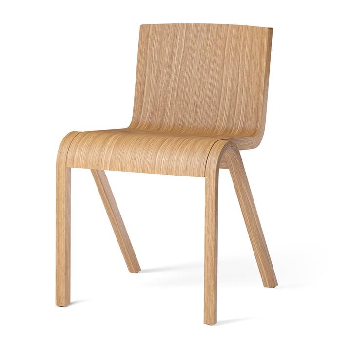 Ready Dining Chair, Eiche natur von Menu