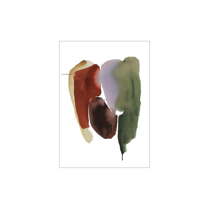 Blemish Poster 01 von Paper Collective, 30 x 40 cm