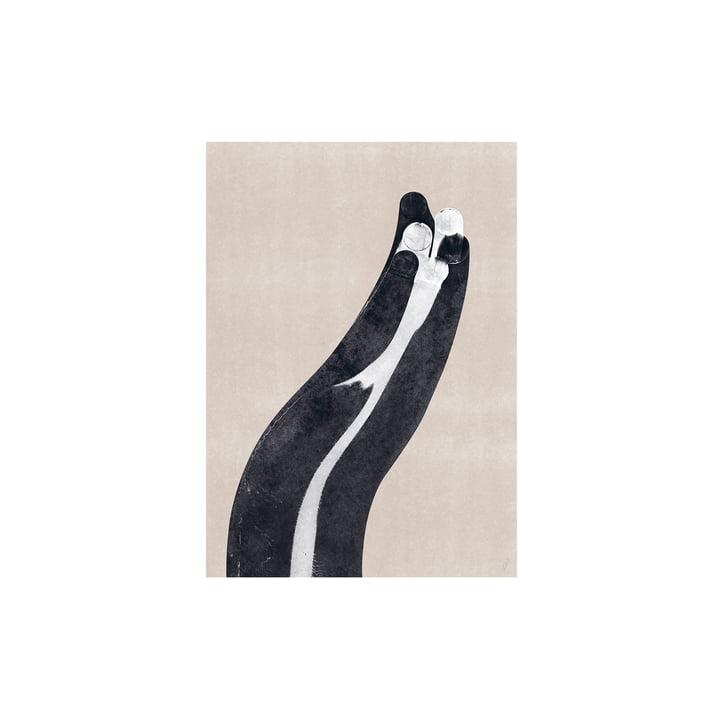 Drift Poster 02 von Paper Collective, 30 x 40 cm