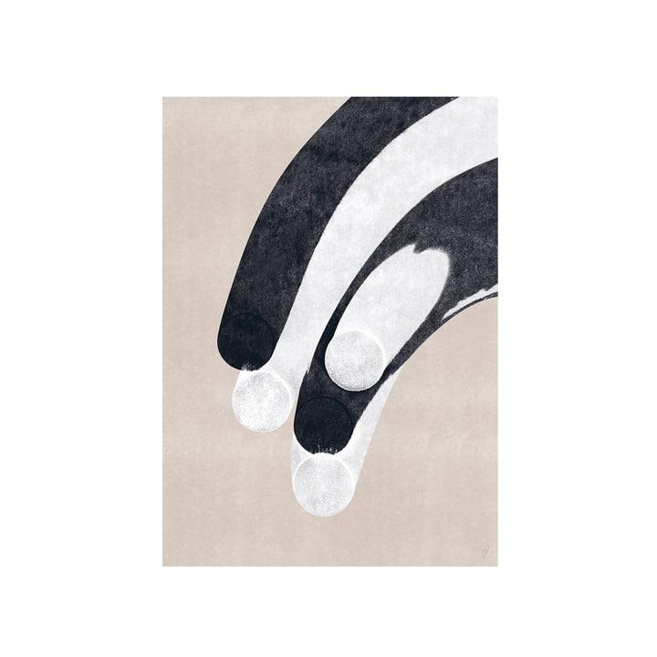 Drift Poster 01 von Paper Collective, 50 x 70 cm