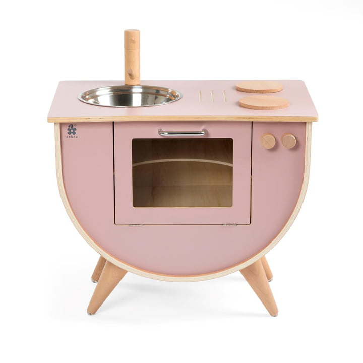 Kinder Spielküche von Sebra in blossom pink