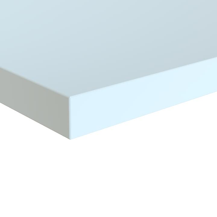 Plato Tischplatte, 70 x 140 cm, weiß von Müller Möbelwerkstätten