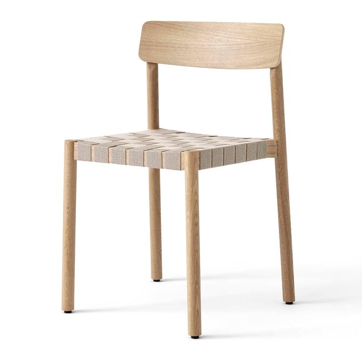 Betty TK1 Stuhl, Eiche / natur von &Tradition