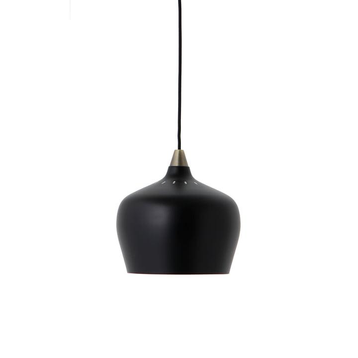 Cohen Pendelleuchte Ø 16 cm von Frandsen in schwarz