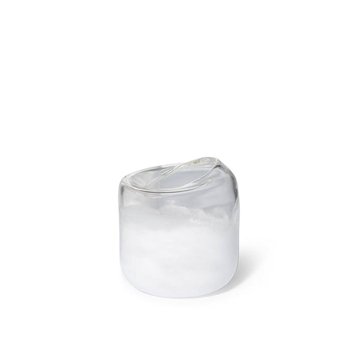 Snow Vase S, weiß von Philippi