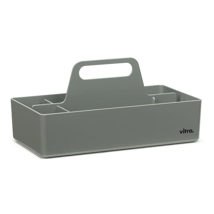 Storage Toolbox recycled, moosgrau von Vitra