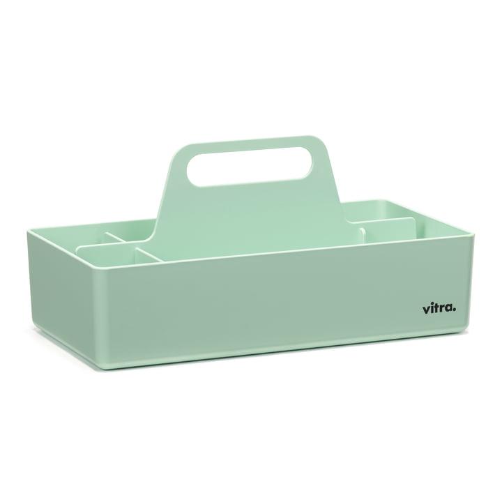 Storage Toolbox recycled, mintgrün von Vitra