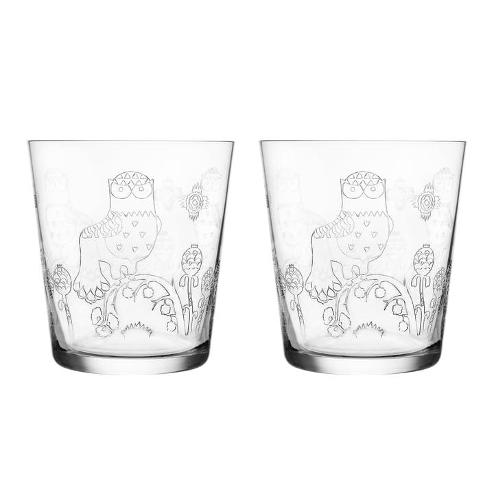 Taika Trinkglas, 38 cl von Iittala (2er-Set)