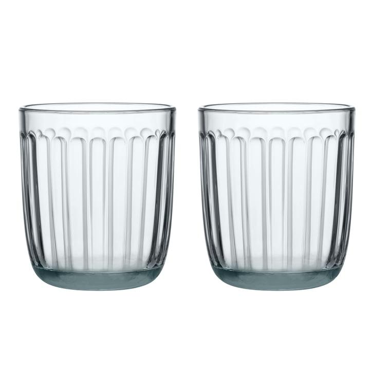 Raami Trinkglas 26 cl von Iittala in der recycled Edition (2er-Set)
