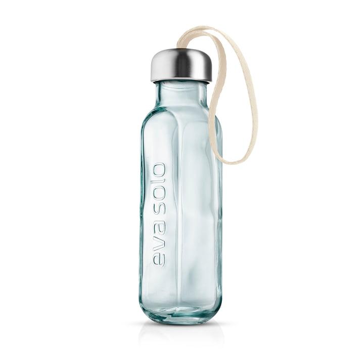 Recycled Glastrinkflasche von Eva Solo in der Farbe Birke