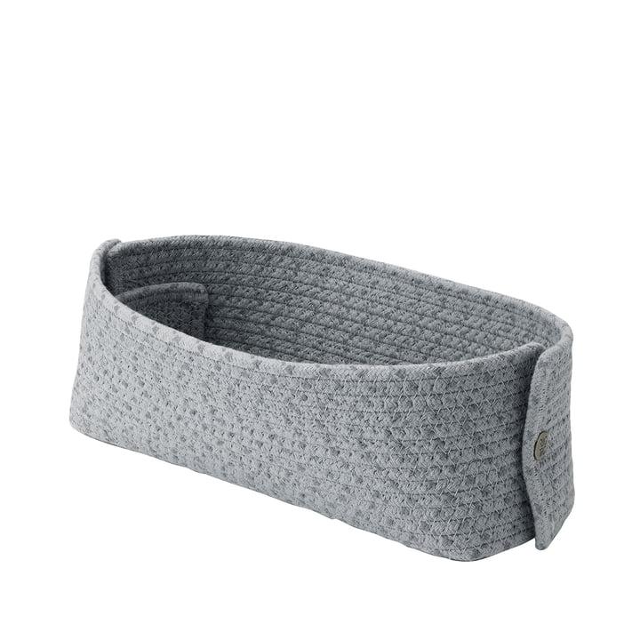 Knit-It Brotkorb von Rig-Tig by Stelton in grau